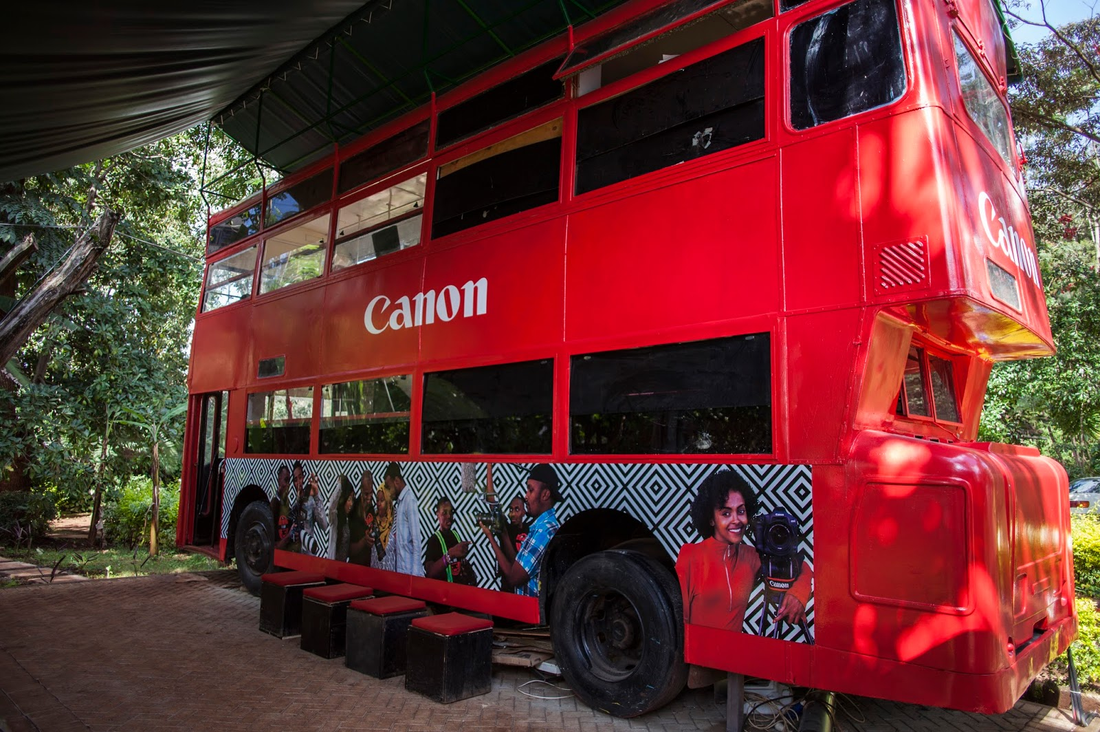 Kenyan Arts Review: CANON AND THE NRB BUS TRAINING
